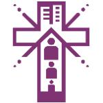中華傳道會基石社區教育中心 logo